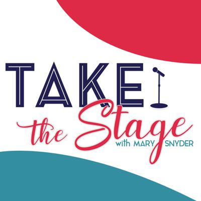 Take the Stage - for Speakers, by Speakers