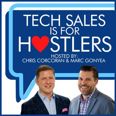 Tech Sales is for Hustlers
