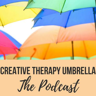 Welcome to Creative Therapy Umbrella, the Podcast! This podcast is geared towards supporting therapists, teachers, and caregivers on the path to learning more about creative approach to therapy. This podcast will feature a variety of creative arts therapists utilizing modalities such as music, art, dance, drama, poetry, play, sandtray, and many more! You'll hear a mix of interviews discussing the ups and downs of therapy life, harnessing creativity, intervention ideas, therapeutic strategies, and professional issues within the field. Take a listen and don't forget to subscribe and leave a review on iTunes! If you'd like exclusive content from this episode, including a PDF of the interventions and resources shared, head on over to https://www.creativetherapyumbrella.com/newsletter/ and sign up for the newsletter!