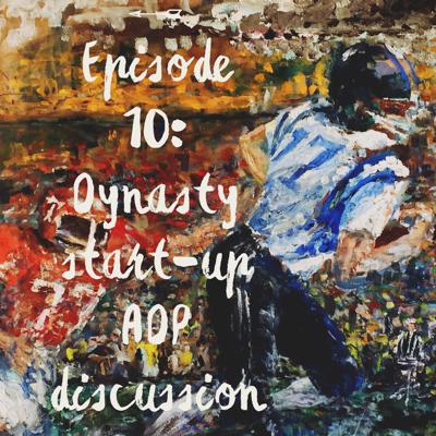 Cover art for Dynasty start-up ADP discussion