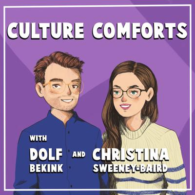 The weekly podcast bringing you cultural recommendations for the person you are, not the person you think you should be