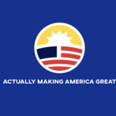 Actually Making America Great