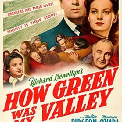 Cover art for Cinema Cemetery: Episode 15- How Green Was My Valley/Citizen Kane (1941)