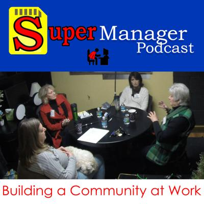 Cover art for SuperManager: Building a Community at Work