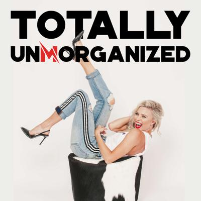 Totally Unmorganized is a podcast about getting it together.  Join me each week as I talk to rad people in my life who I think have it together.