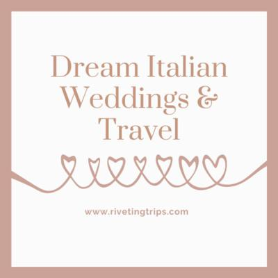 Dream Italian Weddings and Travel with Jeanie Colclough