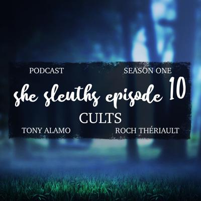 Cover art for Episode 10: True Crime & Cults