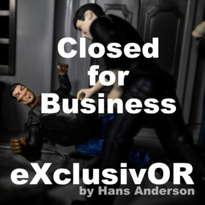 Cover art for Closed for Business - _eXclusivOR_ (0101)