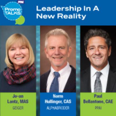 Cover art for PPB Presents: Leadership In A New Reality