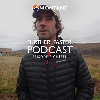 Cover art for Further. Faster. Podcast Ep 18 (Behind the Lense of Expedition Film Making with Al Lee)
