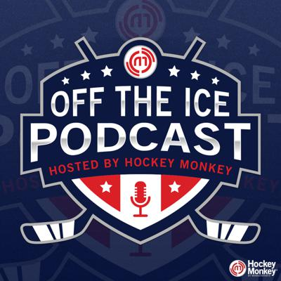 Cover art for Off the Ice: Hockey Coach Rich Mihelic