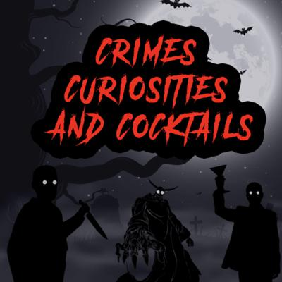 A podcast run by two best friends aimed at quenching your morbid curiosity with stories from true crime and paranormal activity to conspiracy and unsolved mysteries...with the help of a few cocktail recipes along the way.