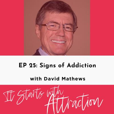 Cover art for Signs of Addiction with David Mathews