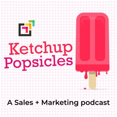 Ketchup Popsicles