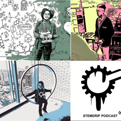 STEMDRIP PODCAST Episode 1 - Sibling Rivalry