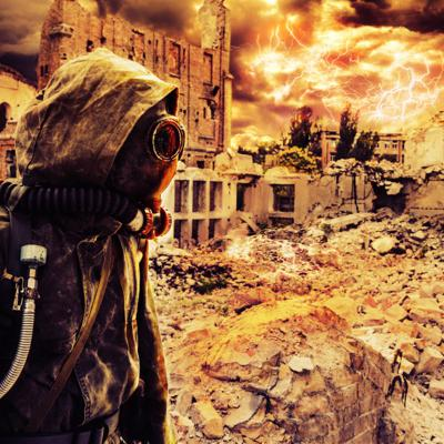 Cover art for #093: Apocalyptic Psychology with Dr Carlos