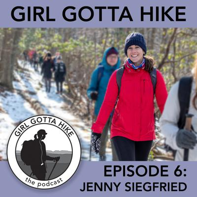 Cover art for 06. Jenny Siegfried, Artist, Educator, Outdoor Enthusiast and National Parks Artist in Residence