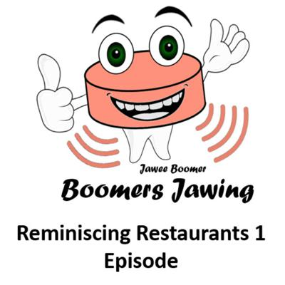 Cover art for 14 Boomers Reminicing Restaurants
