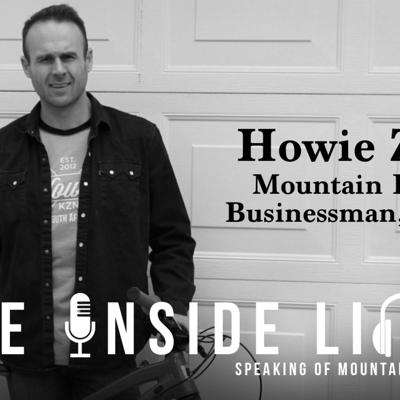 Cover art for HOWIE ZINK - The Inside Line Mountain Bike Podcast