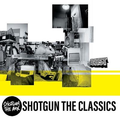 Cover art for THE RETURN OF THE DRIFTER (with Harry Love) - SHOTGUN THE CLASSICS