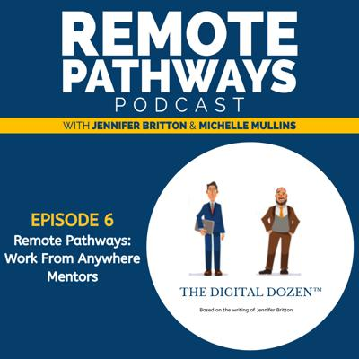 Cover art for EP006: Systems, Mentors and Work From Anywhere