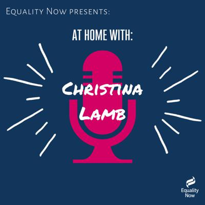 Cover art for Christina Lamb Talks Life as a Foreign Correspondent Reporting on Women's Issues