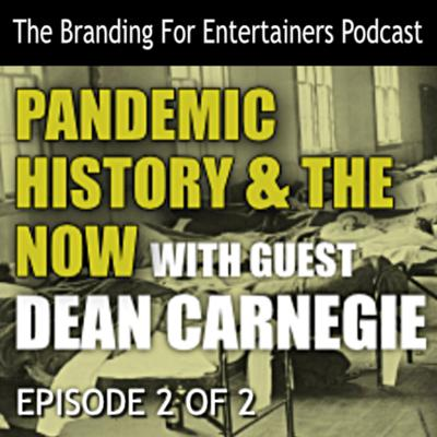 Cover art for BFE EP11: Pandemic History & Now