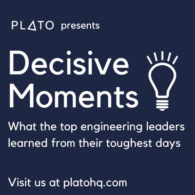 If you're interested in becoming a better engineering manager, this is the podcast for you. You'll gain both inspiration and tactical advice from hearing how the world's best engineering leaders navigated their toughest days.