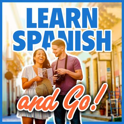 Do you want to learn Spanish and travel? Learn Spanish and travel the world with Jim and May from Spanish and Go. Advance your listening comprehension through incredible travel stories, cultural conversations, Spanish tips, and interviews with Spanish speakers from around the world. You'll hear natural conversational Spanish perfect for the intermediate or advanced Spanish learner. With Spanish and Go, not only will you improve your Spanish, but you'll gain the tools to travel abroad with confidence. May is a Spanish teacher from Mexico, and Jim is a gringo with a passion for adventure. Together they'll help you take your Spanish to the next level. Get the most out of each episode by signing up at https://spanishandgo.com.