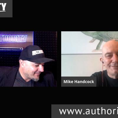 Cover art for Authority Nation EP #008 Mike Handcock