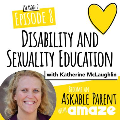 Cover art for Disability and Sexuality Education