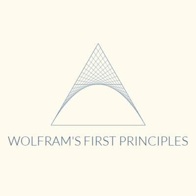 Wolfram's First Principles
