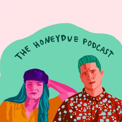 Daniel + Stina come to you from the HoneyDue Studio with easy listening topics ranging from how to properly fold a towel to what a healthy relationship should provide for the people in it. They've promised to keep the bickering quiet and the laughs loud. Jump on in to this pod fam!