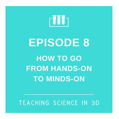 Cover art for S2E8 How To Go From Hands-On To Minds-On