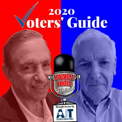 Cover art for Jewish Time: 2020 Presidential Election Community Debate