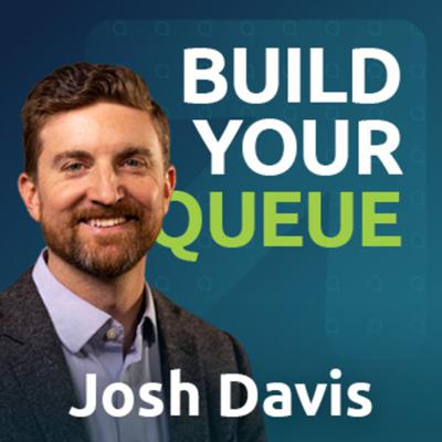 Cover art for Telling Your Company's Story, with Josh Davis, Principal, 8Bend Marketing