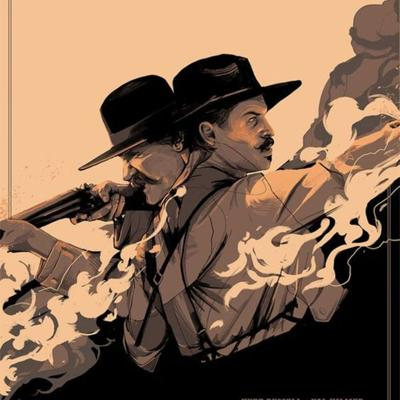 Cover art for Tombstone
