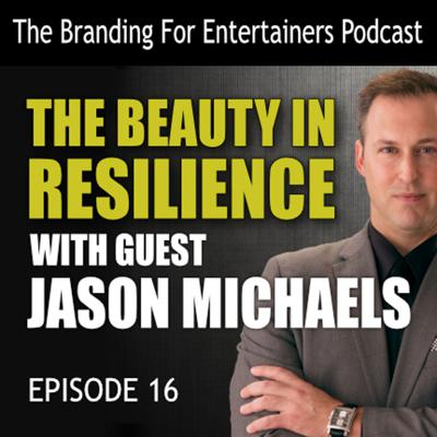 Cover art for BFE EP16: The Beauty In Resilience with Jason Michaels