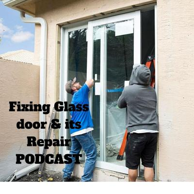 Cover art for Why You Should Get Your Sliding Doors Repaired