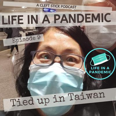 Cover art for Tied up in Taiwan