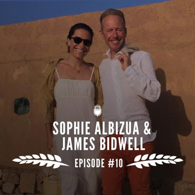 Cover art for Episode 10: The Future of Work and the Future of Everything with James Bidwell and Sophie Albizua