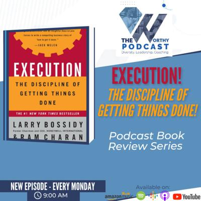 Cover art for Ep23 - Execution is essential for your Leadership journey?