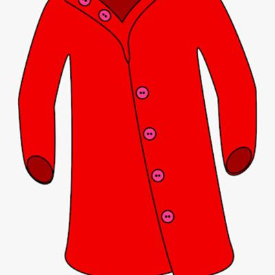Girl with the red coat