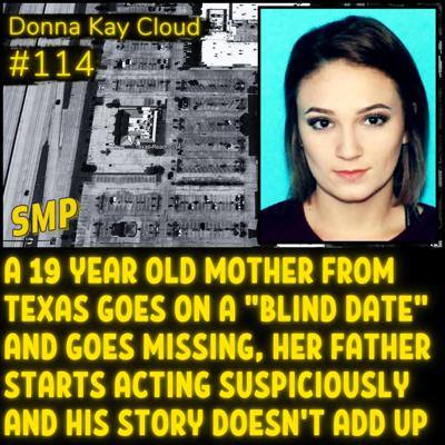 Cover art for The Disappearance of Donna Kay Cloud #114
