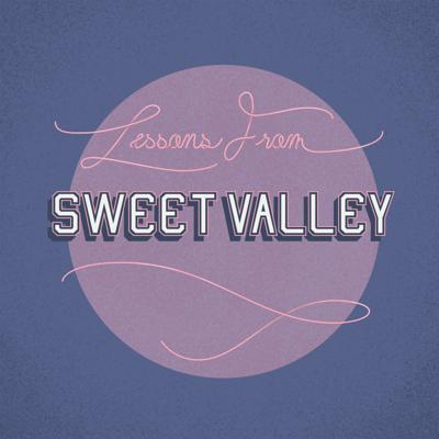 """""""Lessons From Sweet Valley"""" is a podcast where we re-examine the Sweet Valley High series one book at a time and determine what lessons, if any, we can learn from them. Former SVH book nerd Kat Thomas will be joined by guests as they discuss the lives of twins Jessica and Elizabeth Wakefield and all of Sweet Valley's cast of characters through a modern lens. Episodes released every other Wednesday."""