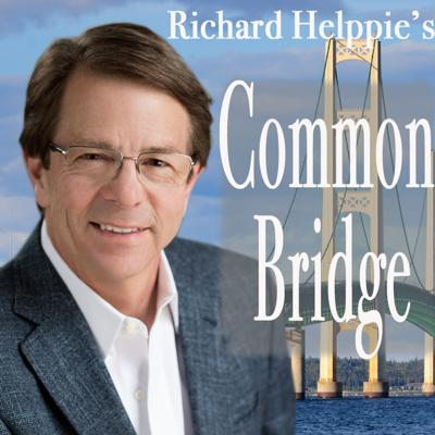 Cover art for Episode 1- Intro to Richard Helppie's Common Bridge