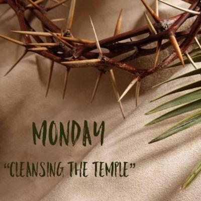 Cover art for Holy Week Monday