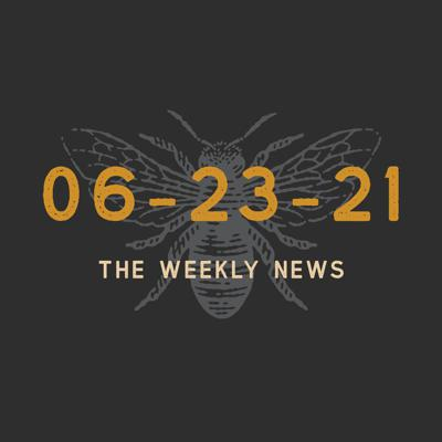 Cover art for Episode 41 - The Weekly News 06-23-2021 - Poaching Kingpin Assassinated!