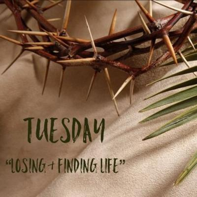 Cover art for Holy Week Tuesday