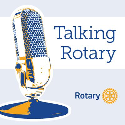 Talking Rotary is a podcast featuring the work done by the service organization Rotary International. The podcast  features the good works of Rotary clubs in the district, the zone and the world.